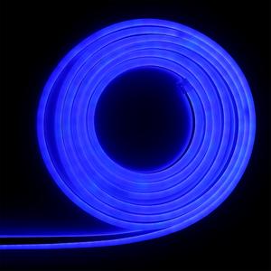 Mangueira LED Neon Luz Azul 5m IP 65 Gaya 127V (110V)
