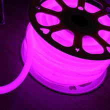 Mangueira LED Neon Luz Rosa 3m 220V