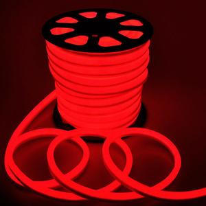 Mangueira LED Neon Luz Vermelha 3m 127V (110V)