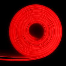 Mangueira LED Neon Luz Vermelha 5m IP 65 Gaya 127V (110V)