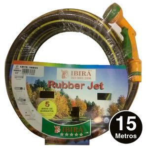 Mangueira Rubber Jet 15m Ibirá