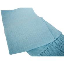 Manta Decorativa Nordic Azul 1,20X1,80m