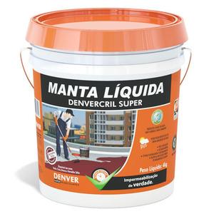 manta l quida pintura impermeabilizante denvercril super