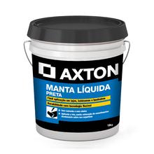 Manta Líquida Preta 18kg Axton