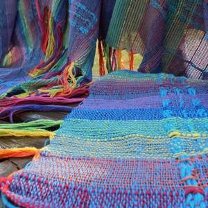 Manta Para Sofá Azul Indiano | Leroy Merlin
