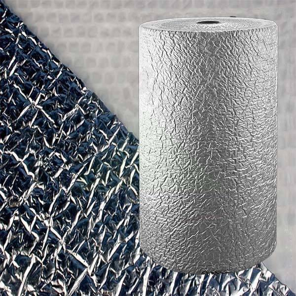 Manta Térmica e Acústica Bigfoil Subcobertura 60m² 1,20x50m Atco