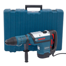 Martelo Perfurador Sds Max 1700W GBH 12-52 D 220V Bosch