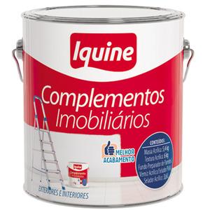 Massa Acrilica Iquine 5,4 Kg