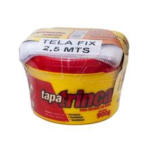 Massa Acrílica Kit Tapatrinca 0,9Kg + Telafix 2,5M Selfdecor