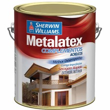 Massa Acrílica Metalatex Sherwin Williams 3,6L