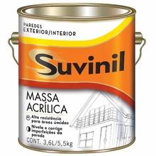 Massa Acrílica Suvinil 3,6L