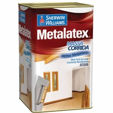 Massa Corrida Metalatex Sherwin Williams 18 L