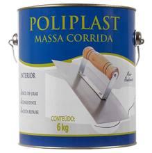 Massa Corrida Poliplast 6kg