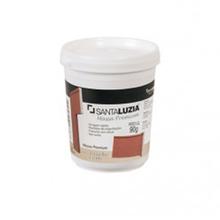 Massa Flex Premium Vermelho Escuro 90g Santa Luzia