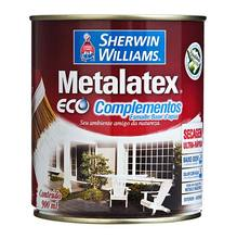 MASSA NIVELADORA METALATEX ECO BASE D/AGUA BRANCO FOSCO LATA 0,9L SHERWIN WILLIAMS