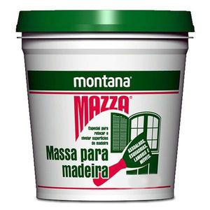 Massa para Correção de Madeira Montana Mazza Verde Tw 6,4Kg