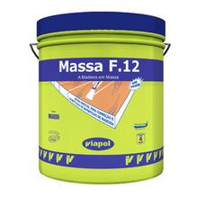 Massa para Correção de Madeira Viapol F12 Branca 6,50Kg