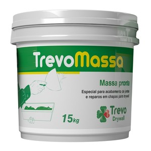 Massa Trevomassa Pronta 15Kg Trevo