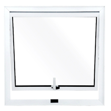 Maxim-ar 1 seção Linha Magnun Branco Atlântica 0,60x0,80cm