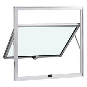 Maxim-ar de Alumínio 40x60x4,3cm Branco Exata Gravia