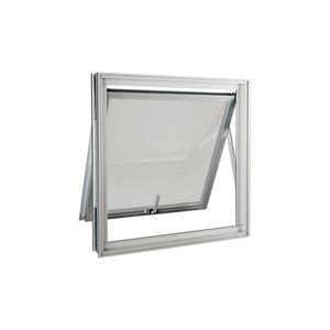 Maxim-ar de Alumínio 40x60x8cm Acetinado Aluminium Sasazaki