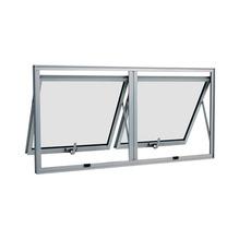 Maxim-ar de Alumínio 60x100x4,7cm Branco Alumifort Sasazaki
