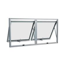 Maxim-ar de Alumínio 60x120x4,7cm Branco Alumifort Sasazaki