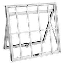 Maxim-ar de Alumínio 60x60x7cm Branco Alumifort Sasazaki