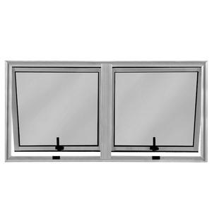 Maxim-ar de Alumínio 80x120x4,5cm Branco L.25 Atlântica
