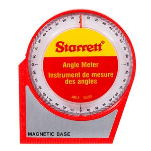 Medidor de Ângulo com Base Magnética 0 a 90°  Leitor 1 G Starrett
