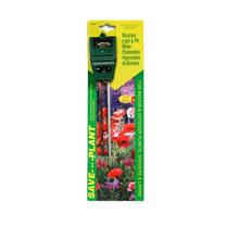 Medidor de pH, Umidade e Luz Top Garden