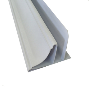 Meia Cana Rígido de PVC 3,5x3,5cm Confibra