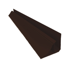 Meia Cana Rígido de PVC 600x5cm Real PVC
