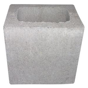 Meio Bloco de Concreto Estrutural 14X19X19cm Spar