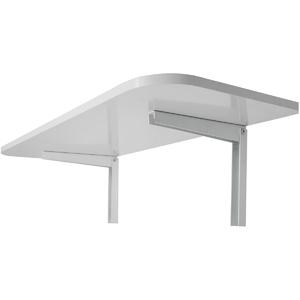 Mesa Dobrável Branco 90x40cm Multivisão