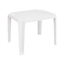 Mesa Plástico Infantil Donachica Branco 46x50x65cm