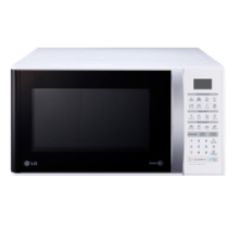 Micro-ondas LG Easy Clean Branco 30L 220v - MS3052RA