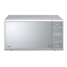 Micro-ondas LG Solo 30L 110v Prata Espelhado - MS3059L.FS1GLGZ