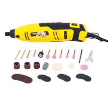 Micro Retífica Elétrica GYMI150 150W 220V 40 acessórios Hammer