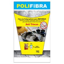 Microfibra de Polipropileno para Reforço 100g Polifibra