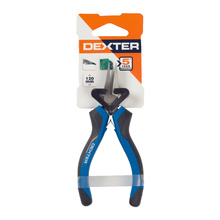 "Mini Alicate Bico Chato 5"" Dexter"