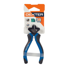 "Mini Alicate Corte Diagonal 4"" Dexter"