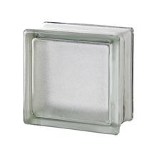 Mini Bloco de Vidro Clássico Incolor 14,6x14,6x8cm Seves
