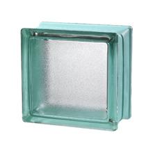 Mini Bloco de Vidro Clássico Verde 14,6x14,6x8cm Seves