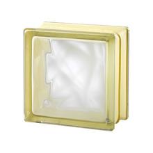 Mini Bloco de Vidro Natural Branco 30% 14,6x14,6x8cm Seves