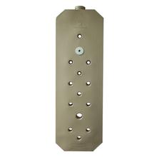 Mini Cisterna Vertical Slim 97 Litros Stone 1,77x0,55x0,12m Waterbox