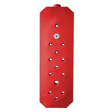 Mini Cisterna Vertical Slim 97 Litros Vermelha 1,77x0,55x0,12m Waterbox