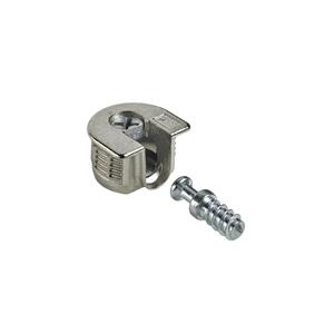 Mini Fix Prata Aço  8 unidades