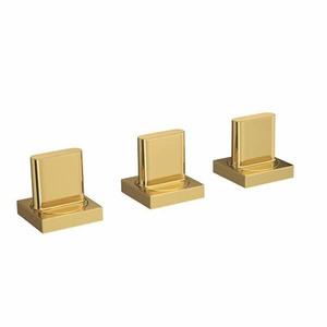 Misturador para Bidê Gold Polo Deca