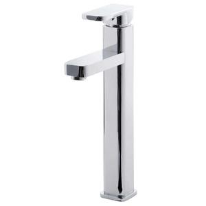 Misturador Monocomando para Banheiro Mesa Bica Alta Cromado Amiens G12243-BR Sensea